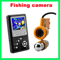 Wholesale Professional Underwater Video Camera with Wireless Viewscreen and DVR Fishing camera