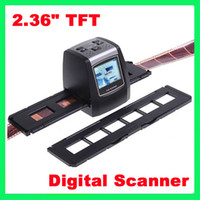 Wholesale 5MP mm USB LCD Digital Film Converter Slide Negative Photo Scanner C1187