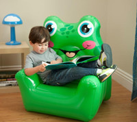Wholesale 2013 Hot Baby Sofa Inflatable PVC Children Sofa Kids Sofa