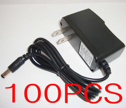 100PCS AC Converter Adapter DC 5V 2A 5V 1.5A 9V 1A 12V 1A 12V 500mA Power Supply Charger US plug New