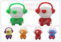 Wholesale C3 Sales Cartoon Cute Style Music Claw Models GB GB GB GB USB Flash