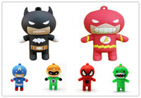 Wholesale C4 Sales Cartoon Cute Style Avenger Union Models GB GB GB GB USB Fla