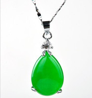 Wholesale The heart form of Ma Lai Yu mourns to fall to decoration Present a necklac jewelry jewelry jade