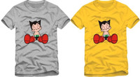 astro shirt - fashion tee astro boy T SHIRT cartoon T SHIRT astro boy t shrt Color cotton