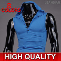 Men Cotton V_Neck 2013 HOT NEW Mens T-Shirts Weste Undershirt Spaghetti Strap Tank Tops Slim Man Hoodie Muscle Vest