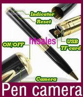 best camera camcorder - Best sale Mini Camcorder Pen Camera High Resolution Mini Camera DVR USB Drive PC cam dropshipping