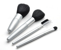 Wholesale Piece Mini Make up Cosmetic Brush Kit SET H1097D