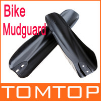 Wholesale 2pcs set Mountain Bike Bicycle Road Tyre Tire Front amp Rear Mudguard Mud Fender Set H8633