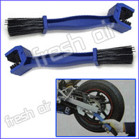 Wholesale Motorcycle Motorbike Autobike Van bicycle Chain Gear Cleaner Cleaning Brush Tool