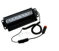 Wholesale New LED Emergency Vehicle Warning Strobe Flash Light Red amp Blue dropshipping Wholesa
