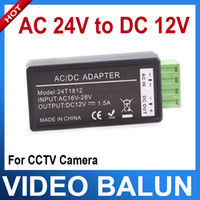 Wholesale AC DC Adaptor AC V to DC V Power converter