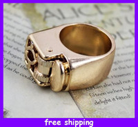 Wholesale New Arrival Alloy Vintage Lighter Ring Accessories Fancy Fashion Alloy Ring Lighter