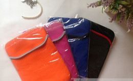 """waterproof notebook sleeve laptop bag & case for 10"""" inch Tablet PC,notebook laptop case"""