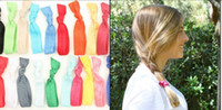 Cheap Headbands hair ties Best elastic Solid wristbands