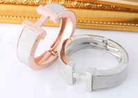 Celtic Unisex Party New Arrival Promotion!925 Sterling Silver Elegant H circle Gold Bangle Bracelets A013 Freeshipping