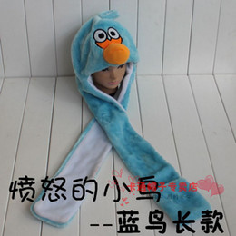Wholesale Animal hat boys and girls children s hat animal plush hat scarf gloves drop ship