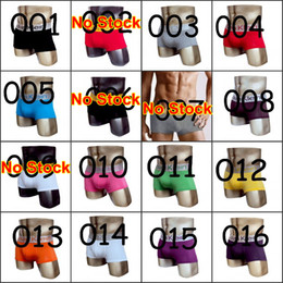 Wholesale Holiday Sale Men s New Cotton Fashion Underwear A1117