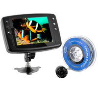 underwater fishing camera - Underwater Fishing and Inspection Camera with inch Color Monitor CCTV camera H895 New arrvial