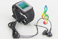 Wholesale 1 quot inch MP4 Watch AD668 Support M3 E Book FM high fidelity sound recording