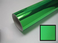 Wholesale Super bright green chrome vinyl color changing film Air Bubbles M cv30m