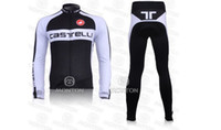 Wholesale 5pcs scorpion Black white long sleeved jersey suit Cycling Clothing jersey mountain sports bike suir