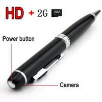 None   Spy Pen Camera Pen Pinhole Video Camera 1600x1200 Digital Mini Video DVR Recorder