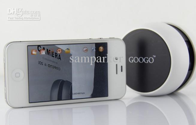 2013 high quality googo camera wireless wifi ip camera baby monitor webcam web cctv camera ios. Black Bedroom Furniture Sets. Home Design Ideas