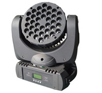 Wholesale Latest W RGBW Disco Bar LED beam moving head light CH DMX512 free delivery