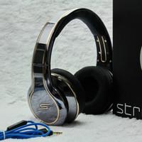 SMS audio rue par 50 cent plus d'oreille filaire casque bande de style style annulation de bruit DHL gratuit