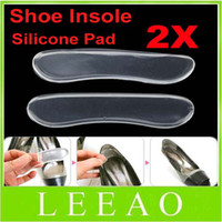 Hotel Insoles  Lowest Price 600pcs 300pairs Shoe Heel Paste Silicone Gel Anti-Slip Pad Insole Foot Care Protector