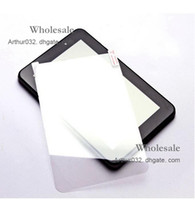 Wholesale Perfect Style PC Screen Protector for Epad iRobot inch Tablet PC MID Android