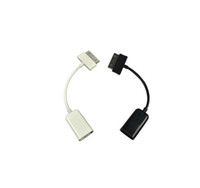Wholesale OTG adapter For Samsung Galaxy Tab P7500 P7510 P3100 P6800 N8000 USB CONNECTION KIT OTG HOST CABLE