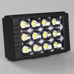 WanSen W12 LED Vidéo d'un Appareil photo Pour EOS 5D II 7D 550Dstronger que CN-126 à partir de conduit caméra lumière 126 fabricateur