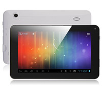 Wholesale Freelander PD100 GPS Tablet PC Inch Screen Android Allwinner A13 Ghz GPS Dual Camera WIFI