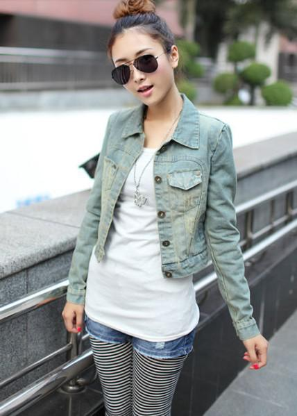 FASHION DENIM JACKET 2013 | Nice Fashion
