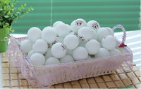 Wholesale Big mm Olympic Stars Best Table Tennis Balls White high quality