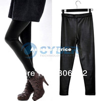 Wholesale 2013 New Fashion Sexy Women s Slim Thicken Leggings Tights Warm Pants