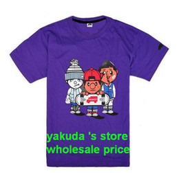 Wholesale Trukfit Boys tee shirt Hip hop T shirts Trukfit Round Neck T shirt New Style Hot Selling