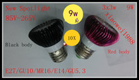 10x New Spotlight Dimmable GU10 E27 MR16 E14 GU5. 3 B22 3X3W ...