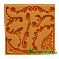 Wholesale 3D Silicone mold DIY Fondant candy mold cake decoration candy mold soap mould