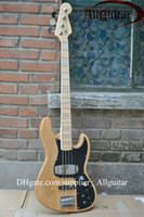 Wholesale 4 strings Marcus Miller Bass model natural color active bass
