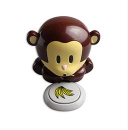 Wholesale New Cute Monkey Hand Nail Art Tips Polish Dryer Blower Manicure