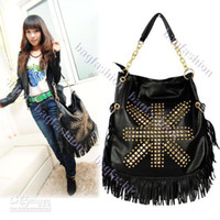 Retro Rivet Shoulder Bag 118