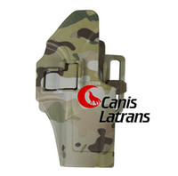 Holster DD, A-tacs, Woodland  Hot Sale Camo Military Gear Tactical Plastic Holster For Glock 17 Free Shipping CL7-0030