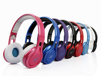 Wholesale SMS Audio Wired Street by Cent On Ear Headphones DJ Headsets headphone colors