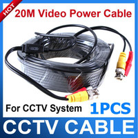 Wholesale High Quality m Video Power Extension Cable for CCTV Camera