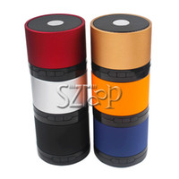 Wholesale Mini Bluetooth Speaker Wireless HiFi Loud speaker For IPhone MP4 MP3 Tablet PC Music Player