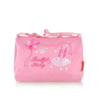 Hangbags ballet dance training - Girl Ballet Bags New Fashion Children Casual Dancing Training Sling Bags Kids Girls Handbags
