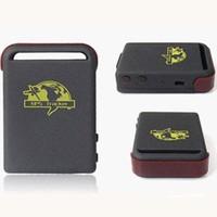 En tiempo real GSM4 Banda GPRS Vehículo de GPS Tracker Para Coche mascota niño de edad TK102 Portátil Dispositivo de Rastreo GPS