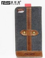 New Arrival!! Pilsen Genuine Leather Case Retro Style Folio ...